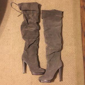 Steve Madden Xenon Thigh High Boots